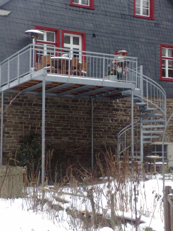 Metall Wnsche Kln Balkone Und Terrassen Aus Stahl Und